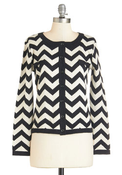 Chevron Another Level Cardigan