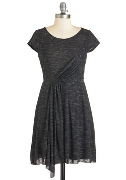 Draped in Decadence Dress