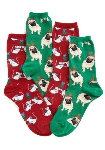 Yule Love This Sock Set