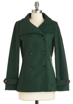The Best of Timeless Coat in Forest