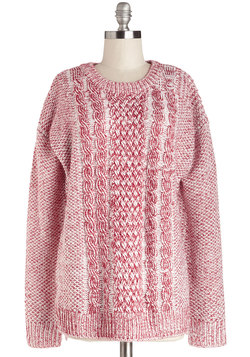 Swirl of Sweetness Sweater