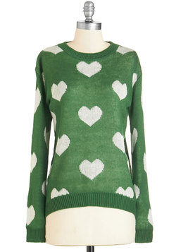 Falling Inn Love Sweater