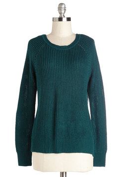 Veritable Vibrance Sweater
