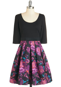 Plenty by Tracy Reese Painted Petals Dress