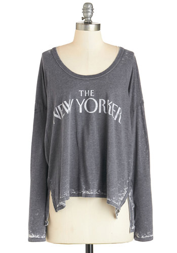 Newstand-out Top