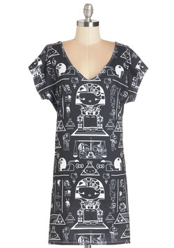 Kitty Abroad Dress