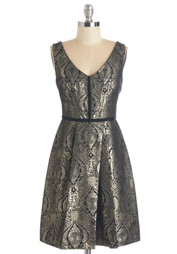 Reminiscent of Royalty Dress
