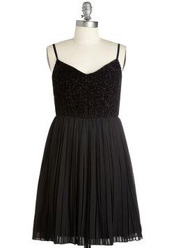 Velvet Moxie Dress