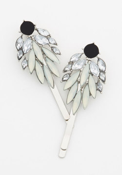 Winning in Wings Hair Pin Set