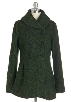 Forest Train Home Coat