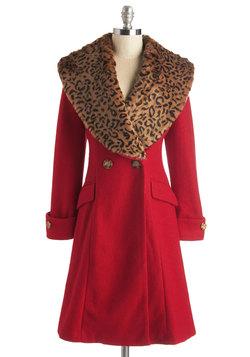 More and Roar Coat