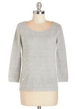 Get it, Pearl! Sweater