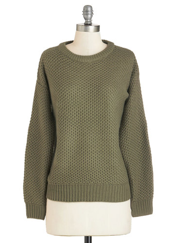Return to Fern Sweater