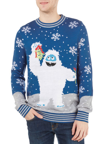 Yeti 'Nother Year Gone By Sweater