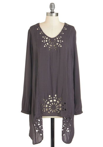 Breezy Living Tunic