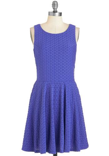 Textured Touch Dress
