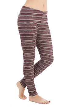 Trek the Halls Leggings