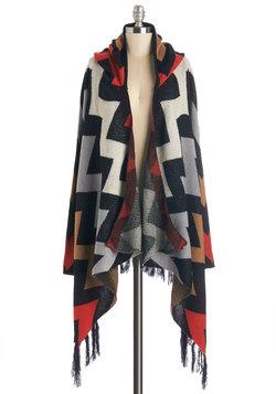 Circadian Cloak Cardigan