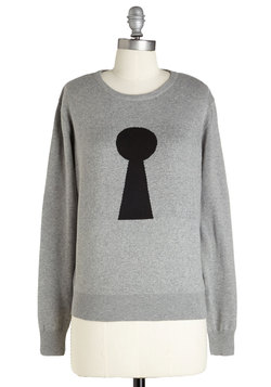 The Key to My Heart Sweater