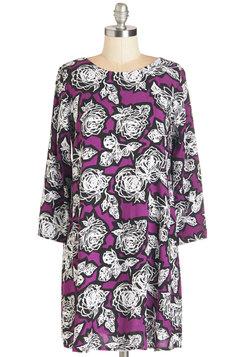 Bright and Swirly Dress