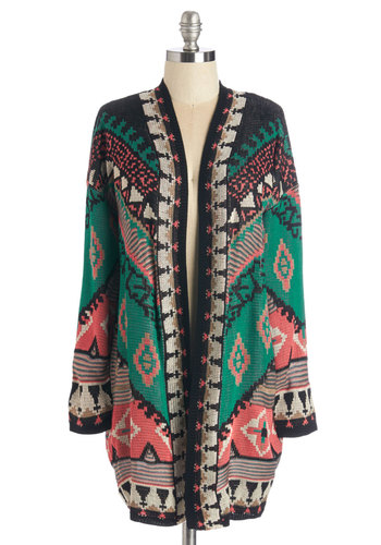 In Knit to Win It Cardigan