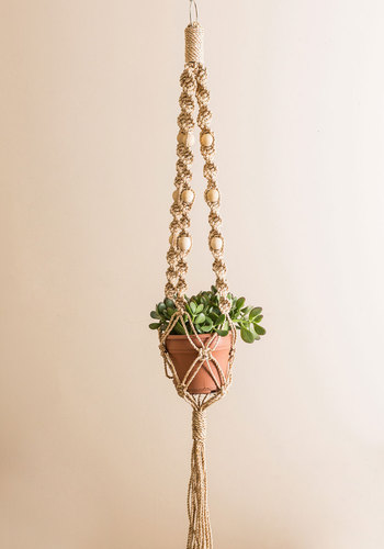 Macrame for Each Other Hanging Decor