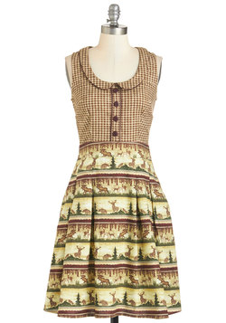 Go All Outdoors Dress