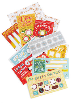 Lucky You! Stationery Set