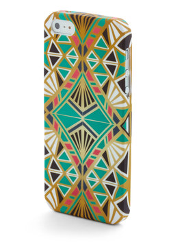 Here We Deco Again iPhone 5/5S Case
