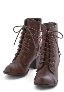 No Place Stride Rather Be Boot in Brown