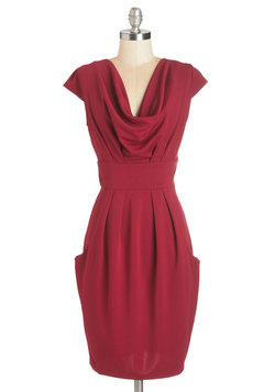 Sway Attention Dress