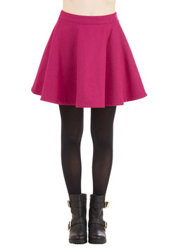 Vibrant Adventure Skirt