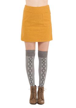 Work Date Skirt