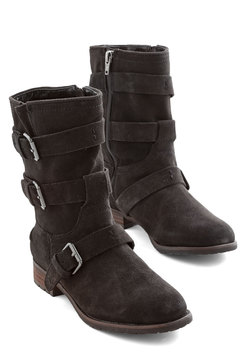 The Buckle Starts Here Boot