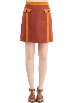Rural Radiance Skirt