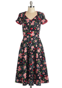 Come Again Swoon Dress