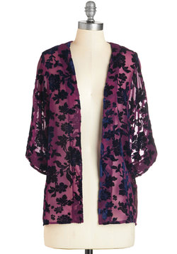 Flawless Flutter Jacket