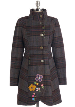 Gardens and Outings Coat