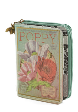 The Writing on the Wallet in Poppy