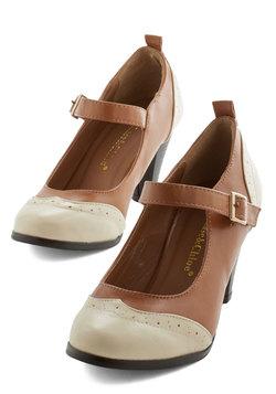 Sweet Style O' Mine Heel