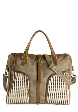Tweed the Pack Weekend Bag