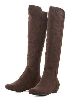 In-House Designer Boot in Brown