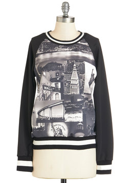 The Day We Metropolis Sweatshirt