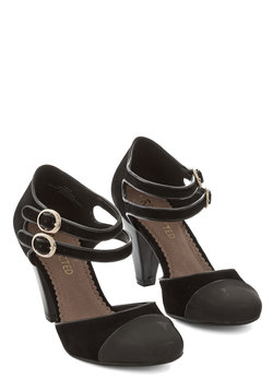 Shadyside Lady Heel in Black