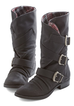 Trio So Ready Boot in Black