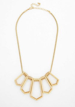 Symmetrics of the Trade Necklace