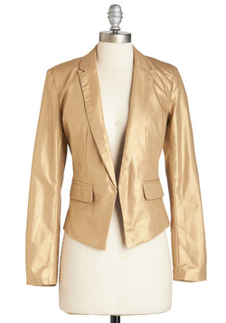 Shine to Five Style Blazer