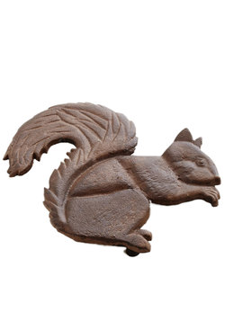 Squirrels Just Wanna Have Feast Trivet