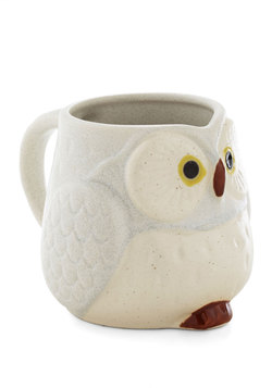 Fly Through Your Morning Mug