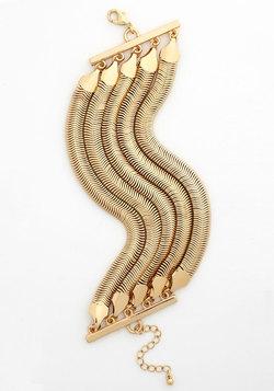 Boldest Gold Bracelet